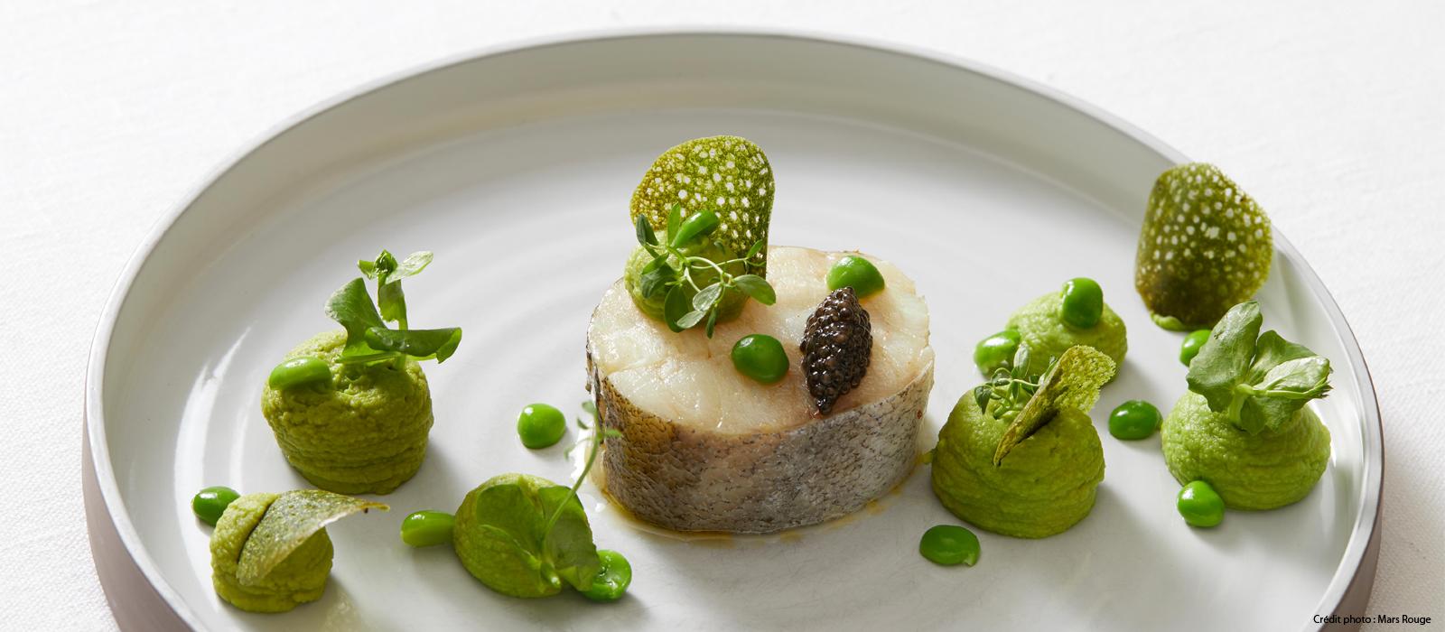 Une occasion de découvrir la cuisine inventive du chef Laurent Haller